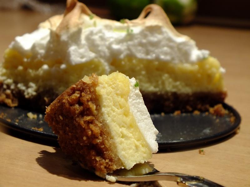 Cheesecake limoen