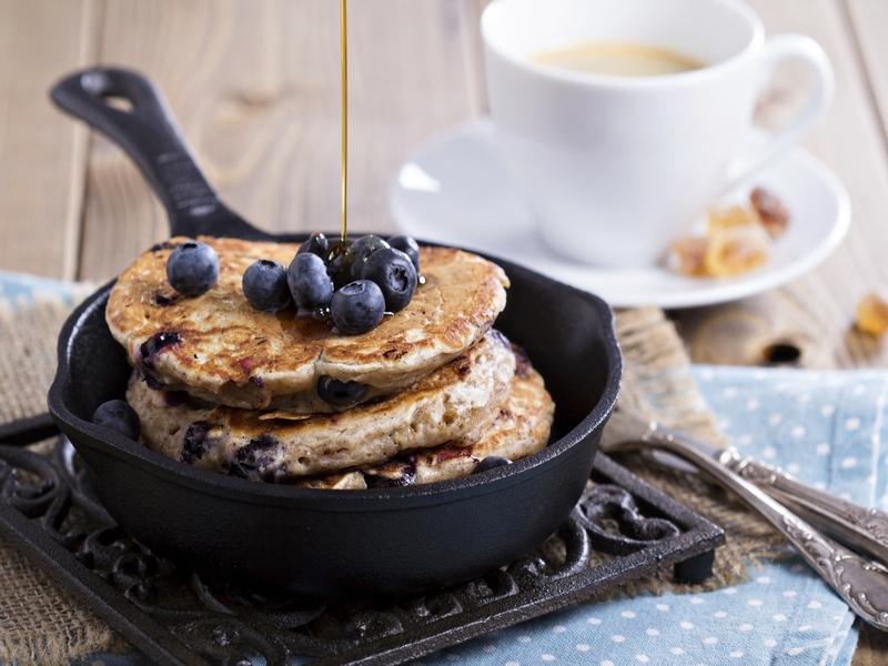 American pancakebeslag