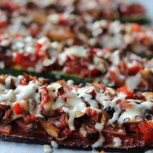 Groenten pizza